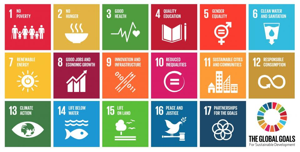 Global Goals, Sustainable Development Goals